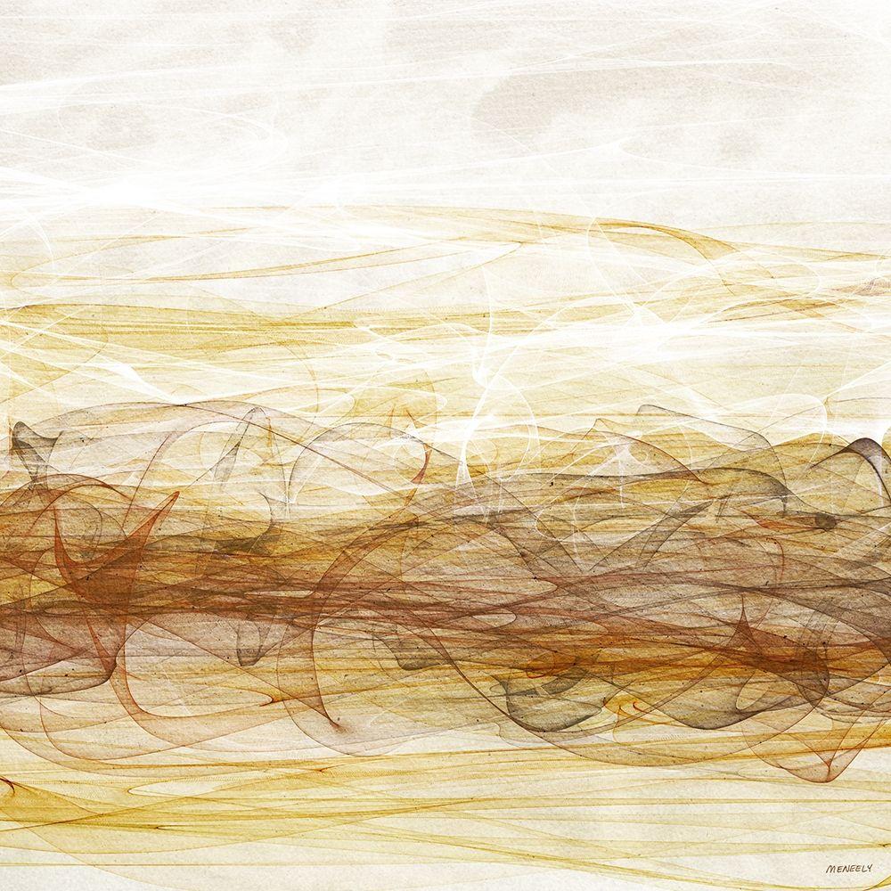 konfigurieren des Kunstdrucks in Wunschgröße Sunshine Dance II von Meneely, Dan