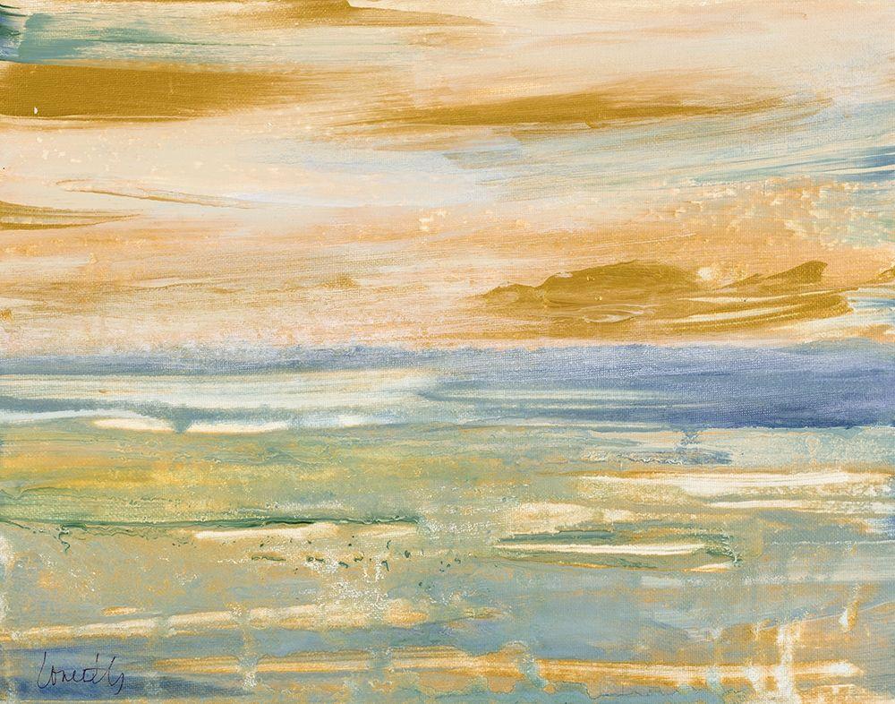 konfigurieren des Kunstdrucks in Wunschgröße Ocean Calm von Loreth, Lanie