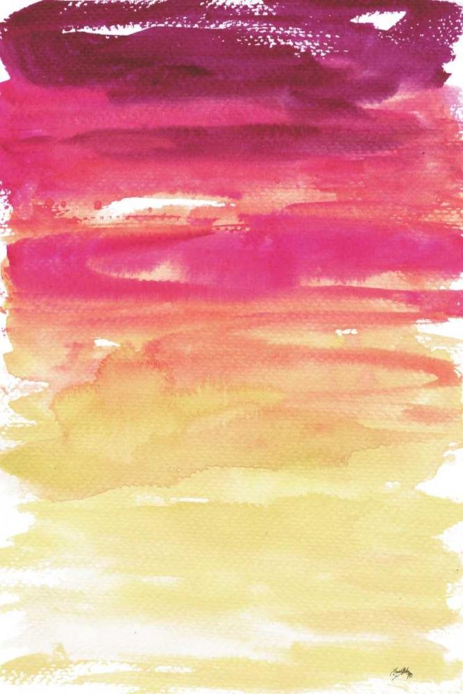 konfigurieren des Kunstdrucks in Wunschgröße Watercolor Paper I von Medley, Elizabeth