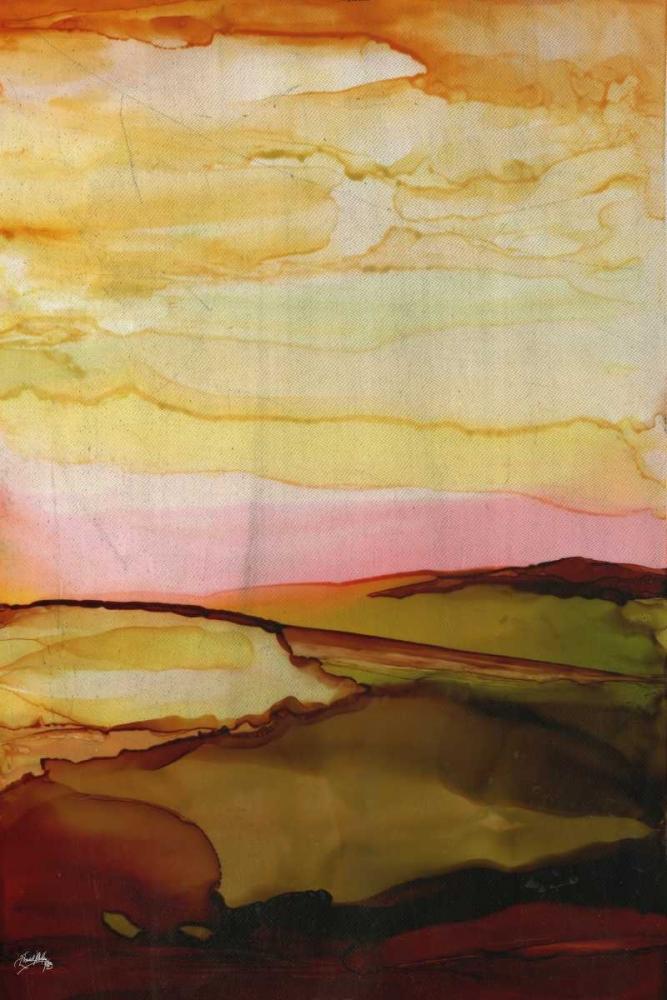 konfigurieren des Kunstdrucks in Wunschgröße Dawning Sky von Medley, Elizabeth