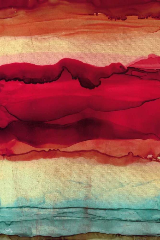 konfigurieren des Kunstdrucks in Wunschgröße New Mountain von Medley, Elizabeth