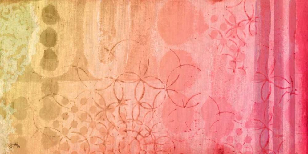 konfigurieren des Kunstdrucks in Wunschgröße Sing and Play Pattern II von Medley, Elizabeth