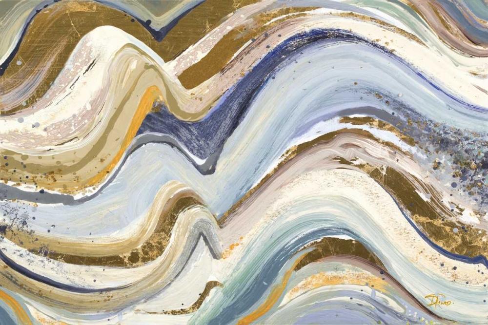 konfigurieren des Kunstdrucks in Wunschgröße Earth Tone New Concept von Pinto, Patricia
