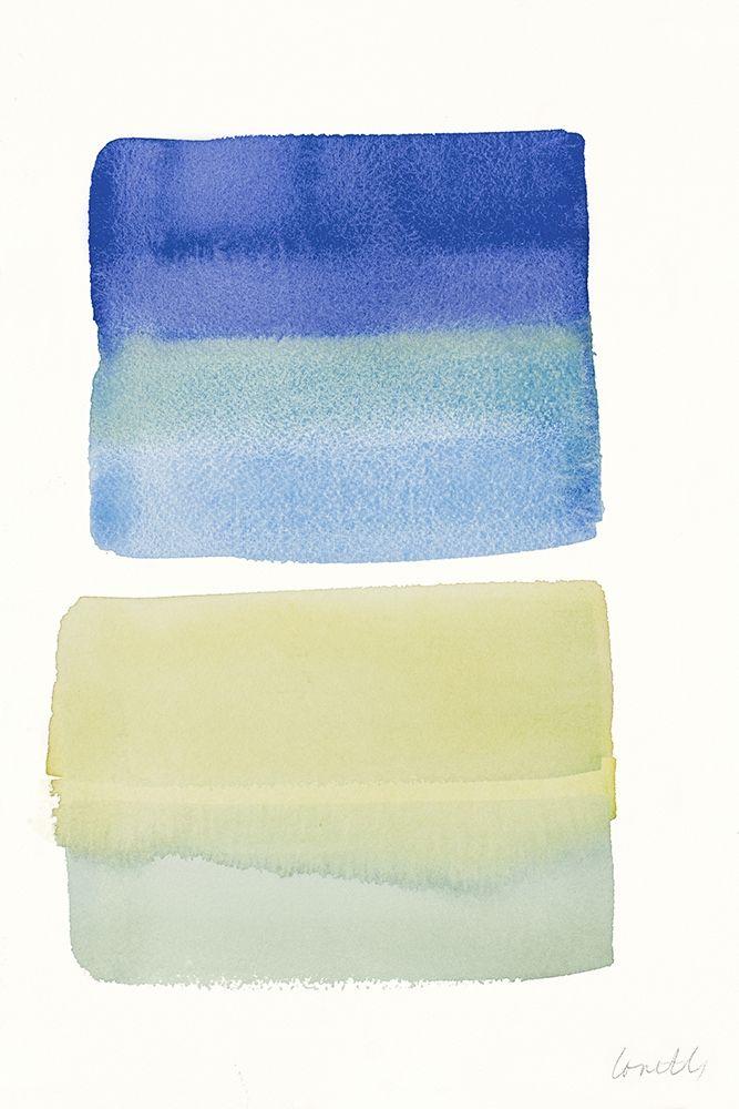 konfigurieren des Kunstdrucks in Wunschgröße Color Study I von Loreth, Lanie