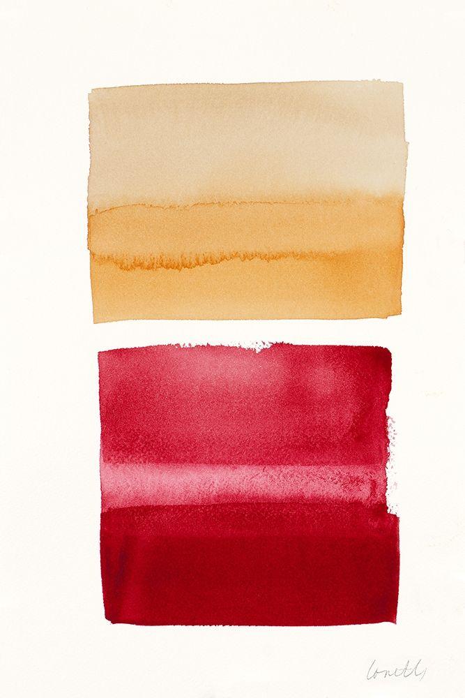 konfigurieren des Kunstdrucks in Wunschgröße Color Study II von Loreth, Lanie