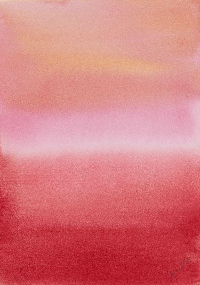 konfigurieren des Kunstdrucks in Wunschgröße Ocean Dusk III von Loreth, Lanie