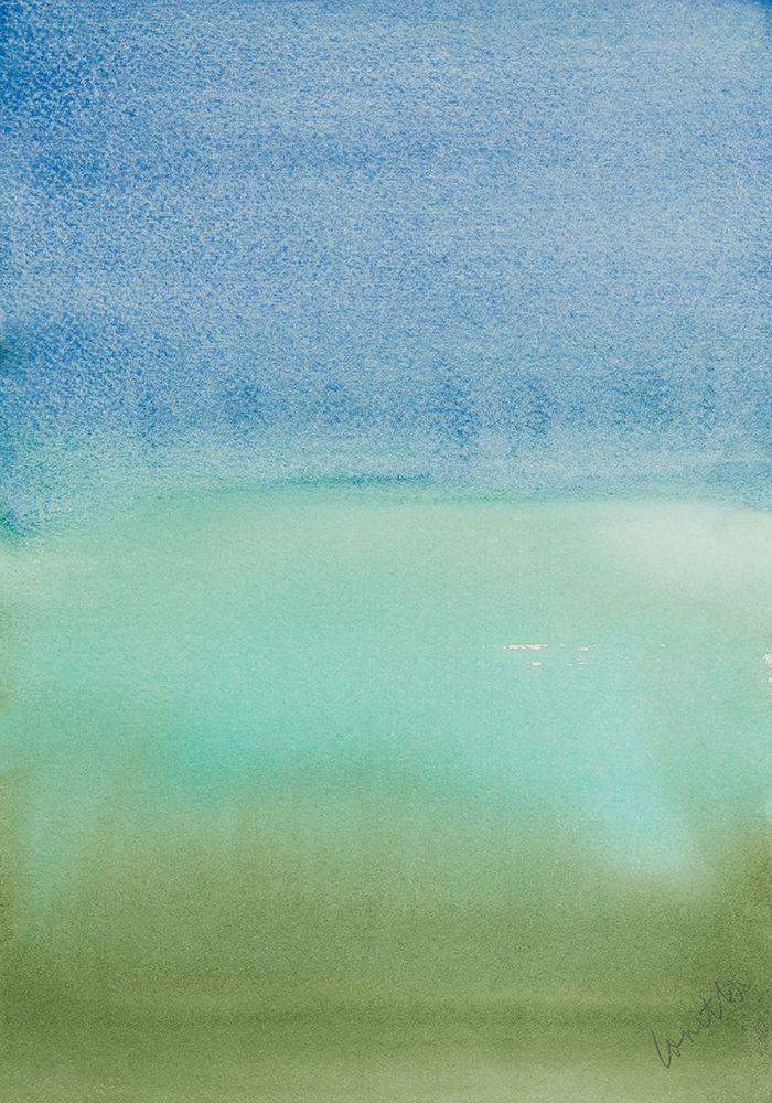 konfigurieren des Kunstdrucks in Wunschgröße Beach Front I von Loreth, Lanie