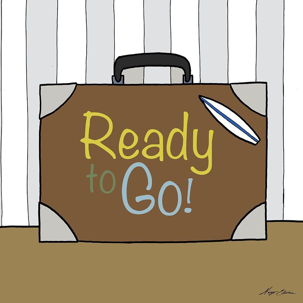 konfigurieren des Kunstdrucks in Wunschgröße Ready To Go! von Edwins, Hugo