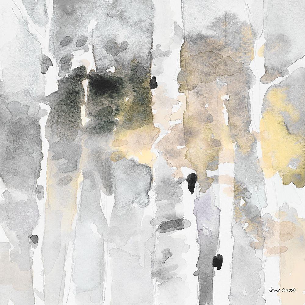 konfigurieren des Kunstdrucks in Wunschgröße Up to the Northern Skies Grey I von Loreth, Lanie