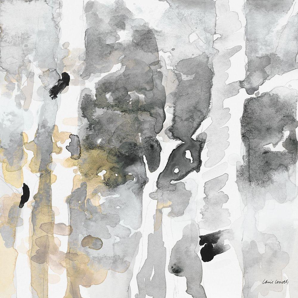 konfigurieren des Kunstdrucks in Wunschgröße Up to the Northern Skies Grey II von Loreth, Lanie