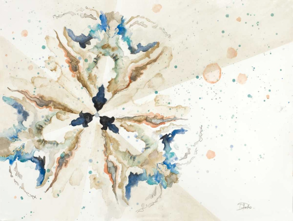 konfigurieren des Kunstdrucks in Wunschgröße Constellation von Pinto, Patricia