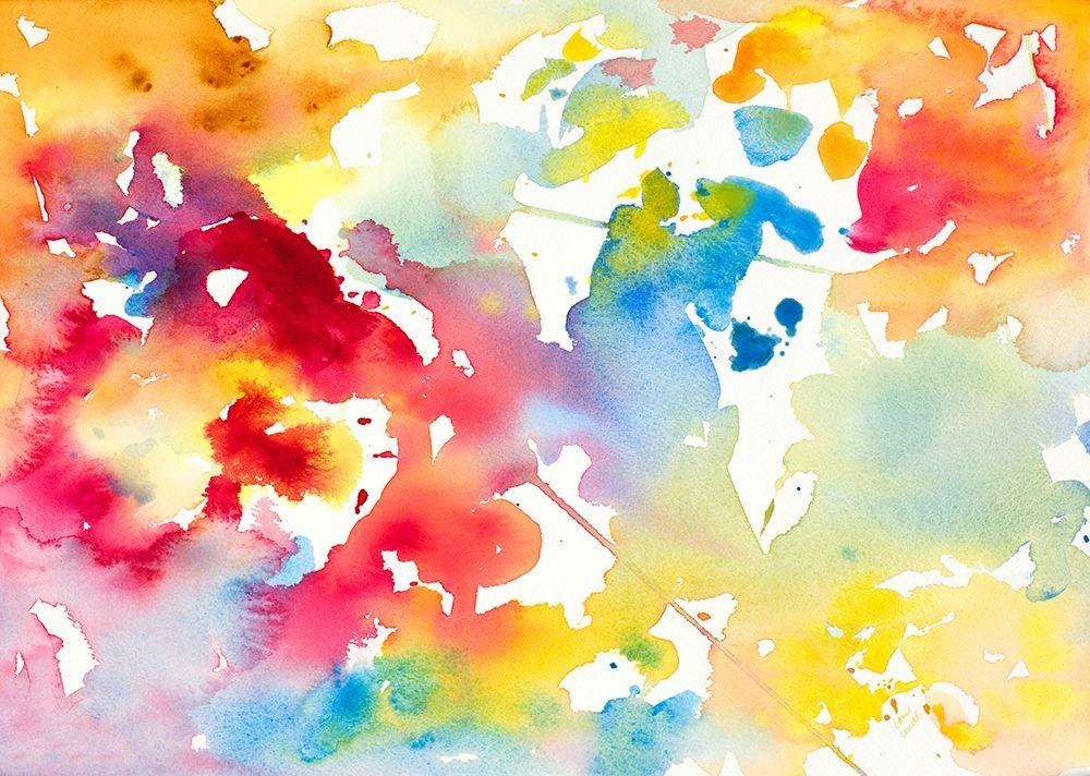 konfigurieren des Kunstdrucks in Wunschgröße Spring has Sprung I von Loreth, Lanie