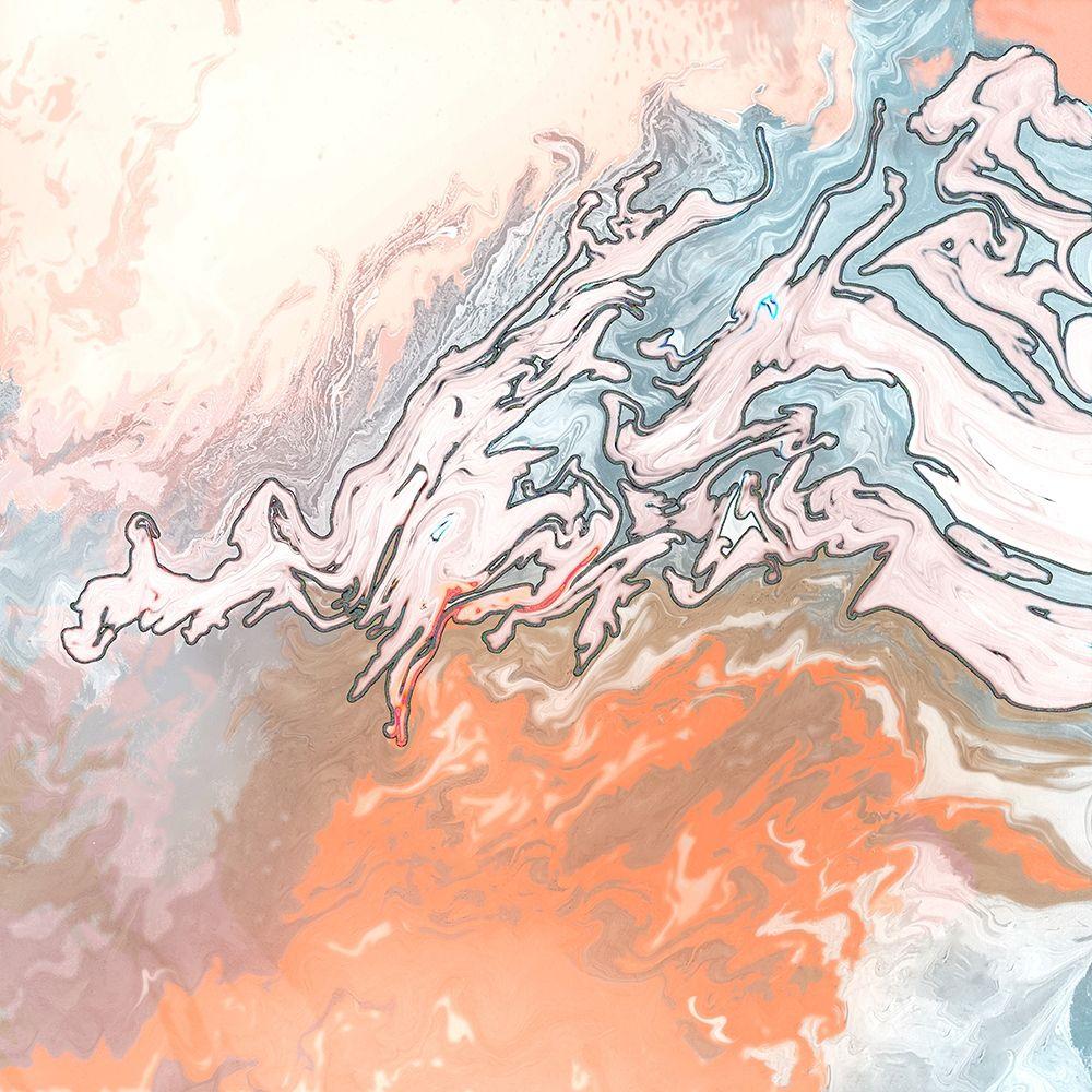 konfigurieren des Kunstdrucks in Wunschgröße Earthly Agate von Gonzalez, Roberto