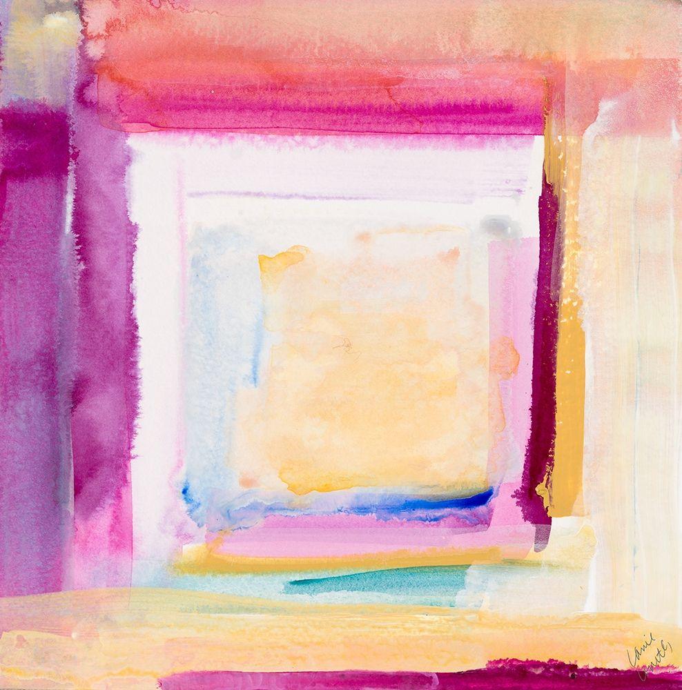konfigurieren des Kunstdrucks in Wunschgröße Brand New Day I von Loreth, Lanie