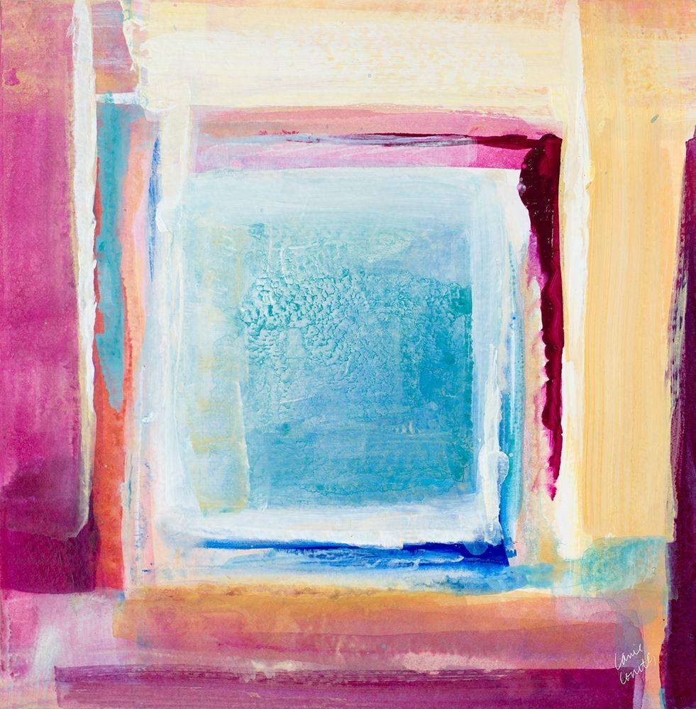 konfigurieren des Kunstdrucks in Wunschgröße Brand New Day II von Loreth, Lanie