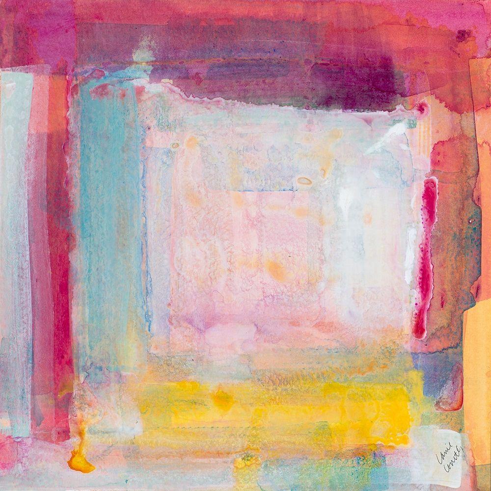 konfigurieren des Kunstdrucks in Wunschgröße Into the Mist von Loreth, Lanie