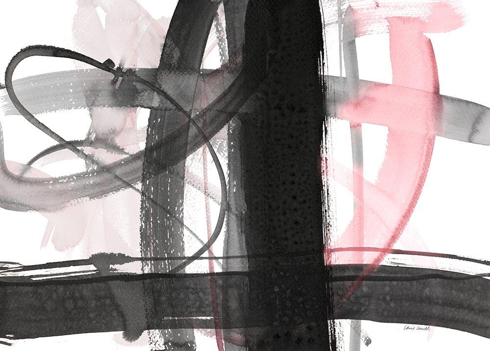 konfigurieren des Kunstdrucks in Wunschgröße Urban Vibe With Pink von Loreth, Lanie