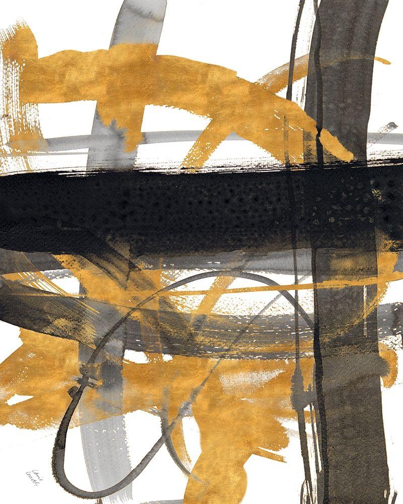 konfigurieren des Kunstdrucks in Wunschgröße Urban Vibe With Gold III von Loreth, Lanie
