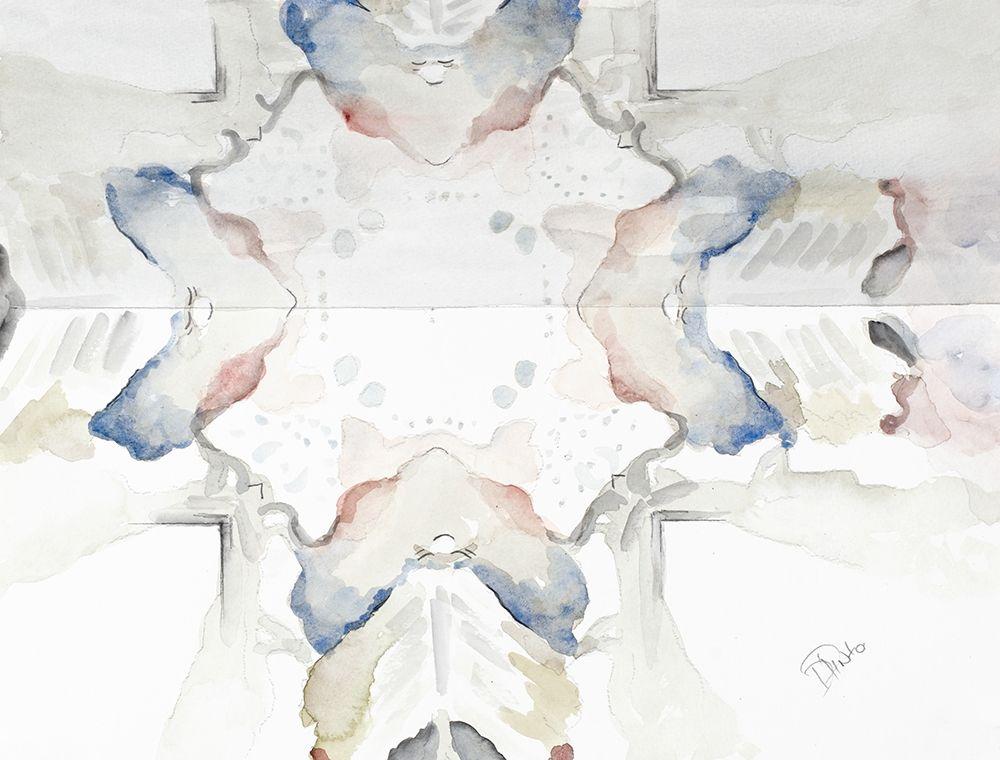 konfigurieren des Kunstdrucks in Wunschgröße Heaven von Pinto, Patricia