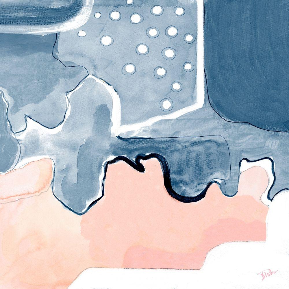 konfigurieren des Kunstdrucks in Wunschgröße Blue Mountains von Pinto, Patricia