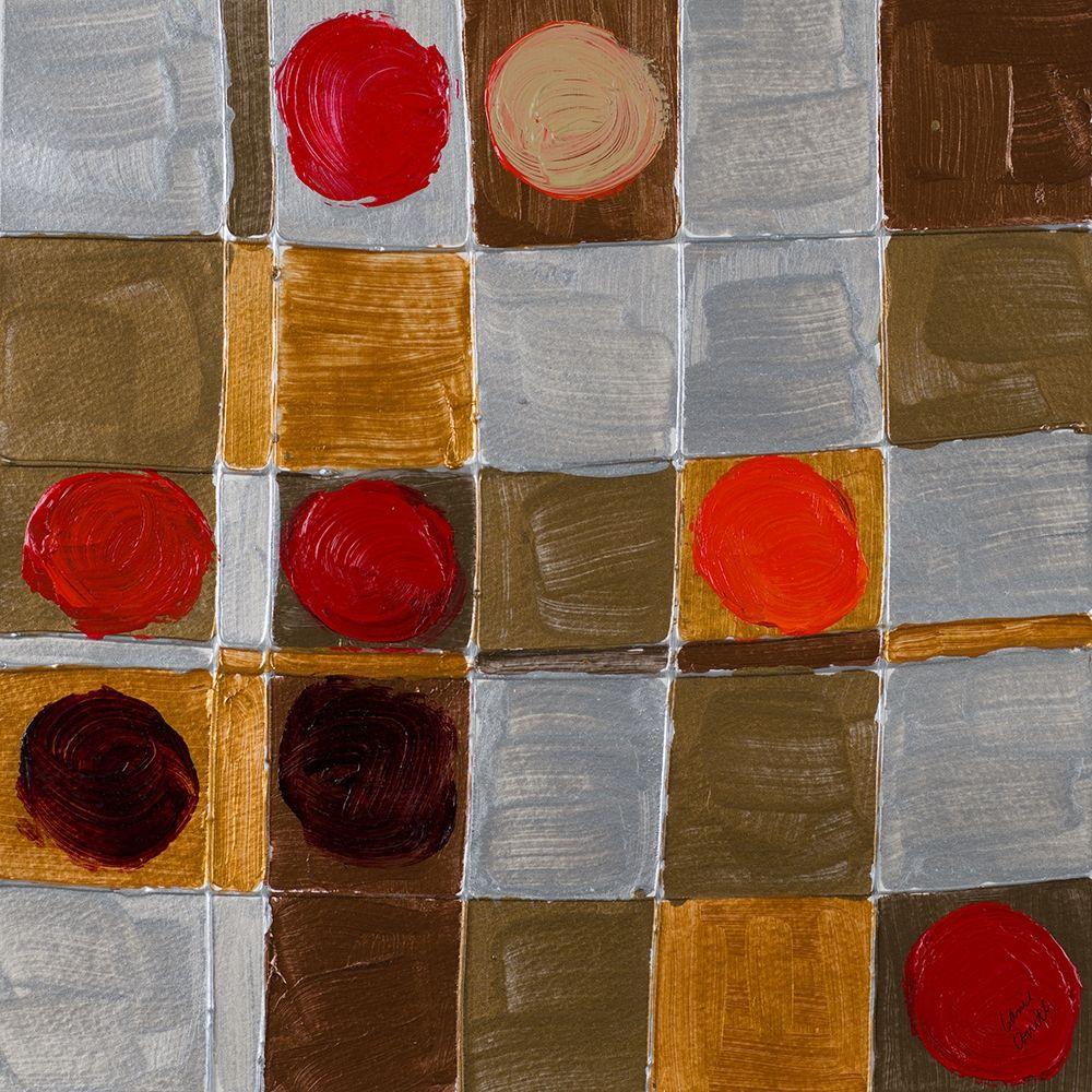 konfigurieren des Kunstdrucks in Wunschgröße Wine and Rouges II von Loreth, Lanie