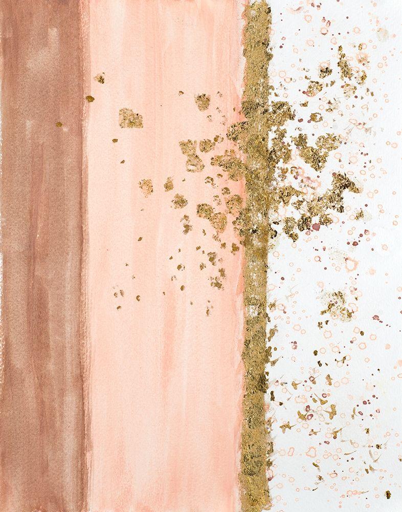 konfigurieren des Kunstdrucks in Wunschgröße Peach Festival von Pinto, Patricia