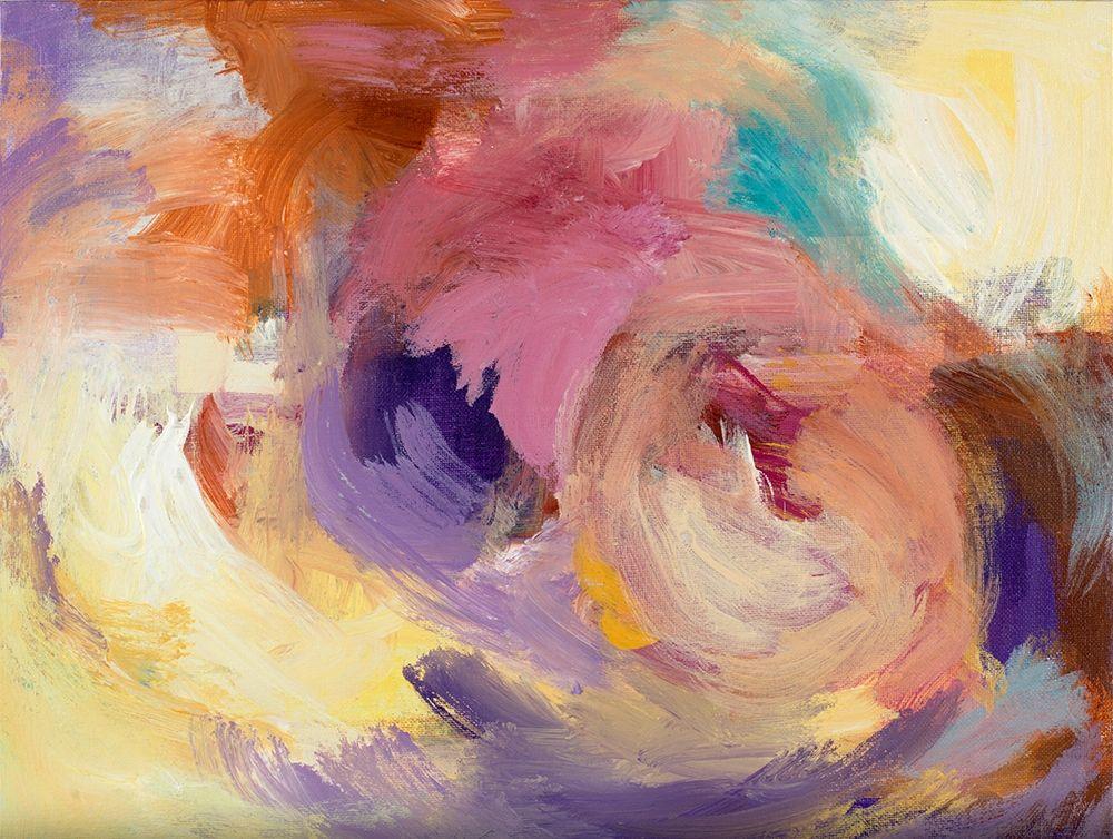 konfigurieren des Kunstdrucks in Wunschgröße Swirling Thoughts von Loreth, Lanie