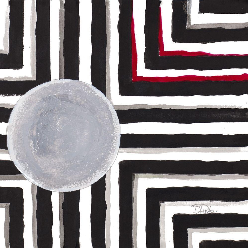 konfigurieren des Kunstdrucks in Wunschgröße Artisan Geometry von Pinto, Patricia