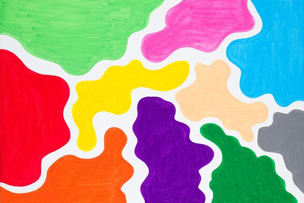 konfigurieren des Kunstdrucks in Wunschgröße Colossal Amount of Colors von Bryant, Susan