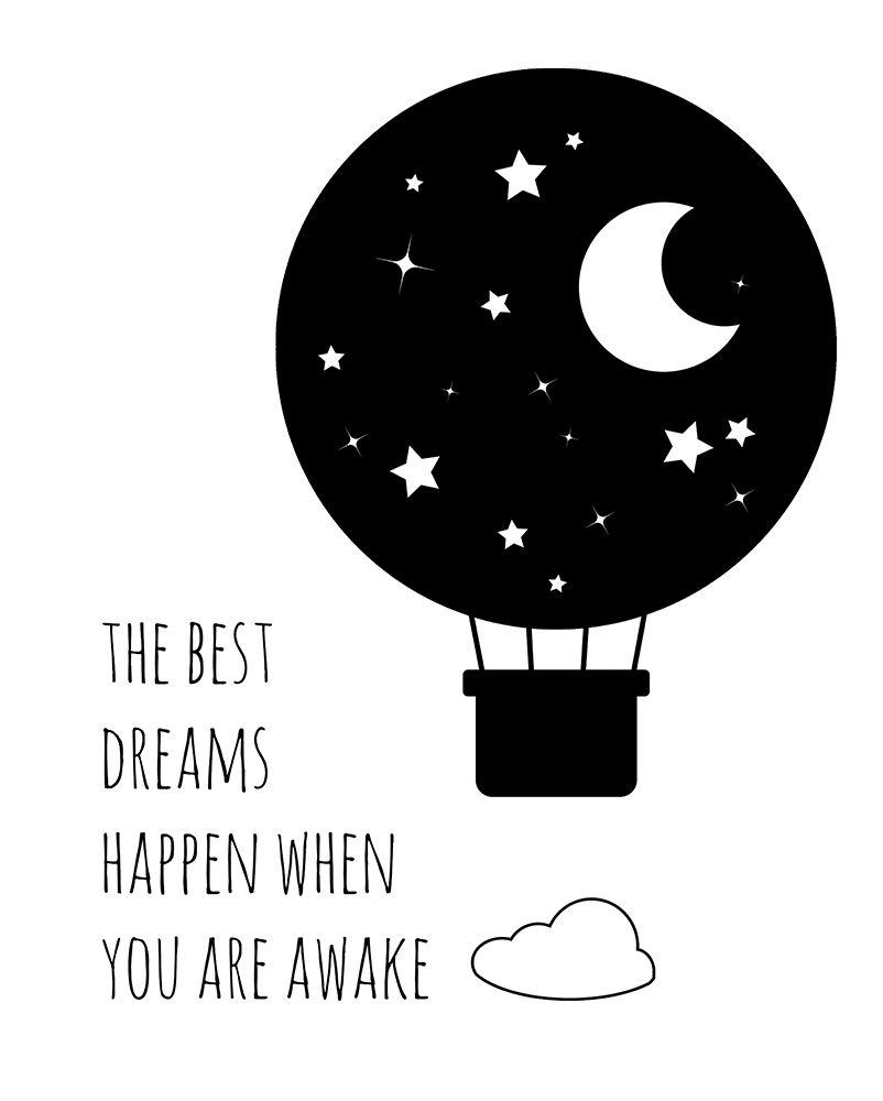 konfigurieren des Kunstdrucks in Wunschgröße Best Dreams von Quach, Anna