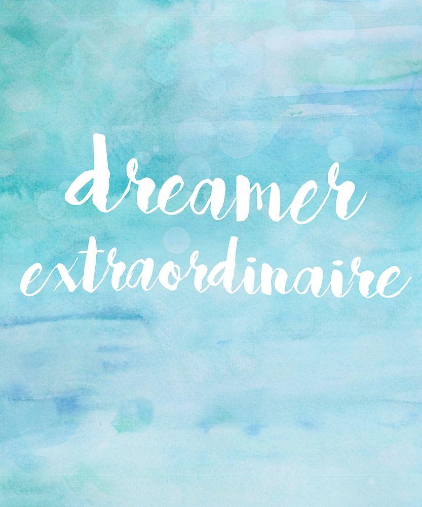 konfigurieren des Kunstdrucks in Wunschgröße Dreamer Extraordinaire von Quach, Anna