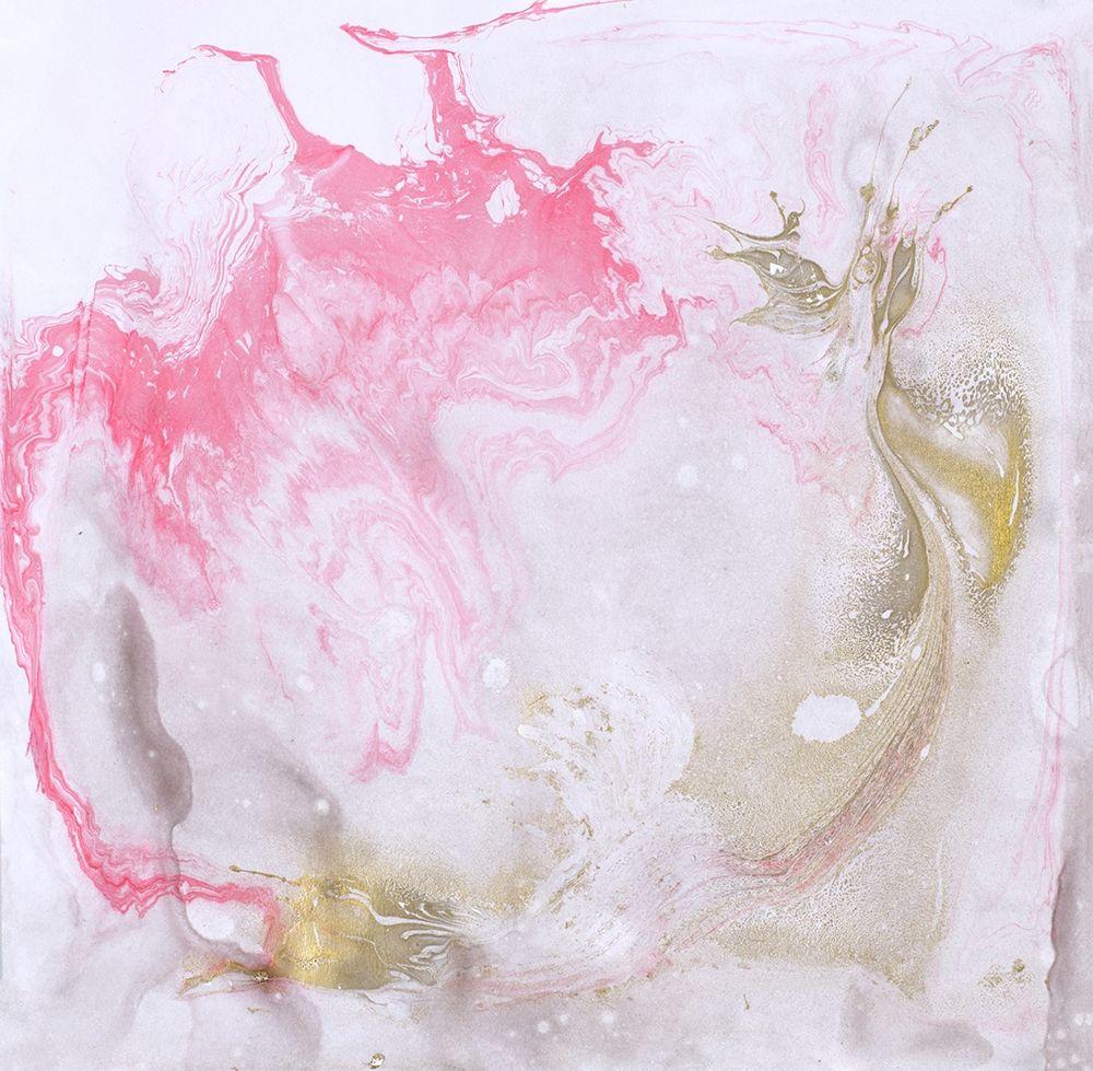 konfigurieren des Kunstdrucks in Wunschgröße Lost in a Cloud of Pink von James, Nola