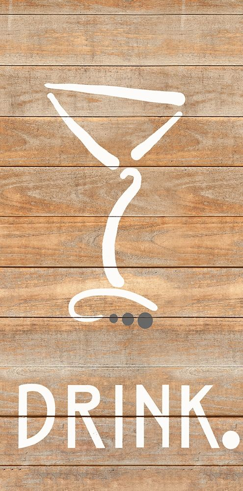 konfigurieren des Kunstdrucks in Wunschgröße Drink von Quach, Anna