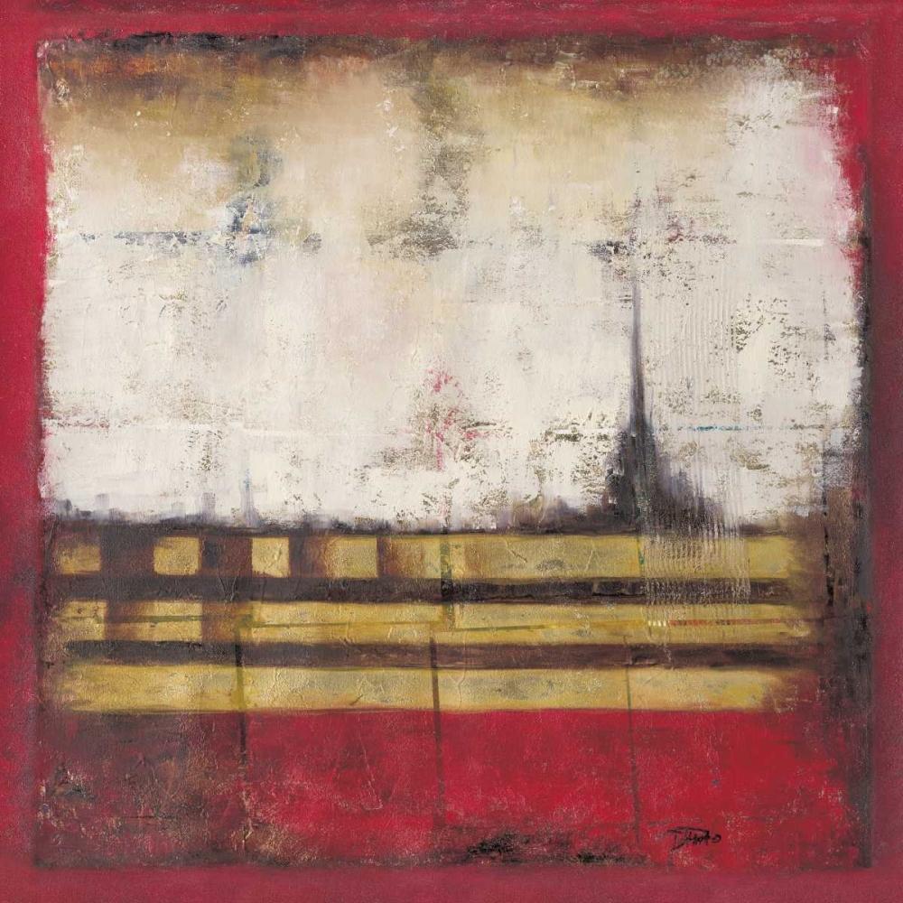 konfigurieren des Kunstdrucks in Wunschgröße Abstract II von Pinto, Patricia