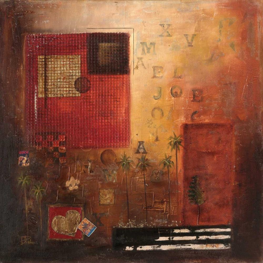 konfigurieren des Kunstdrucks in Wunschgröße Nueva Era II von Pinto, Patricia