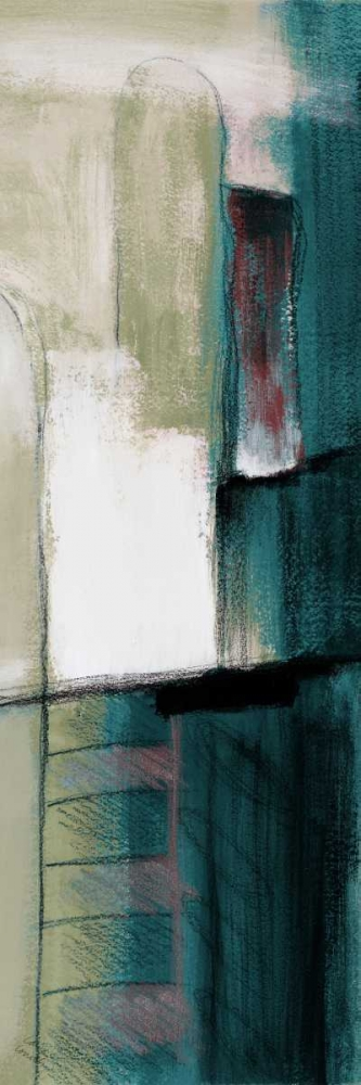 konfigurieren des Kunstdrucks in Wunschgröße Night in the City I von Loreth, Lanie