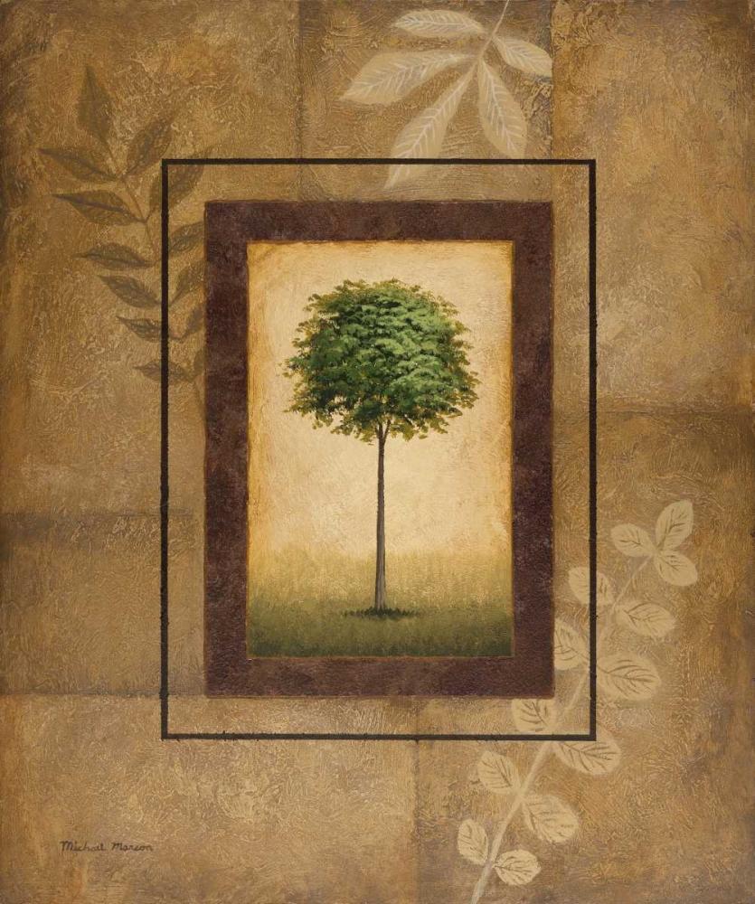 konfigurieren des Kunstdrucks in Wunschgröße Brazil Nut Tree von Marcon, Michael