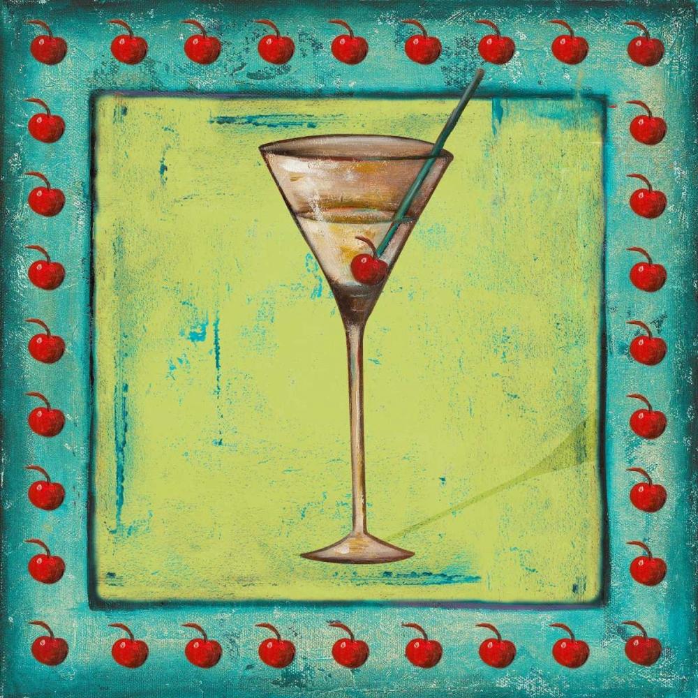 konfigurieren des Kunstdrucks in Wunschgröße Cherry Coctelito von Pinto, Patricia