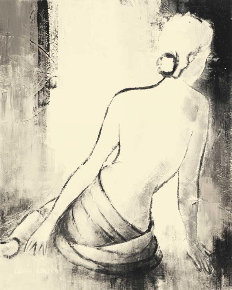 konfigurieren des Kunstdrucks in Wunschgröße Figurative Woman I von Loreth, Lanie