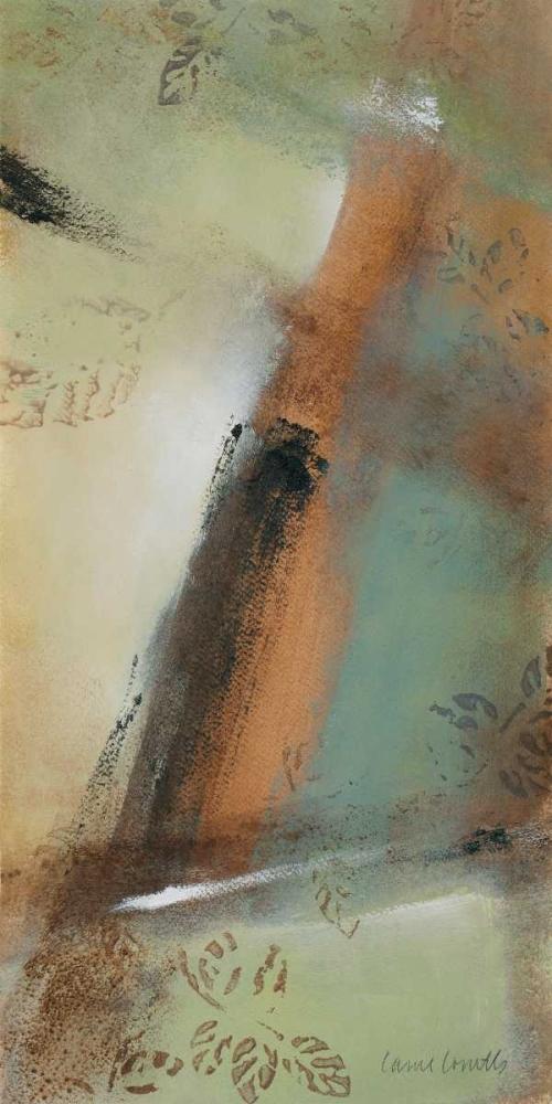 konfigurieren des Kunstdrucks in Wunschgröße Misty Morning II von Loreth, Lanie