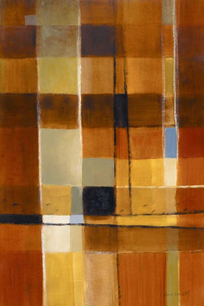 konfigurieren des Kunstdrucks in Wunschgröße Approaching Autumn I von Loreth, Lanie