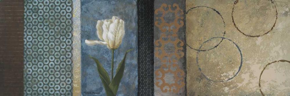 konfigurieren des Kunstdrucks in Wunschgröße Blue Euphoria von Marcon, Michael
