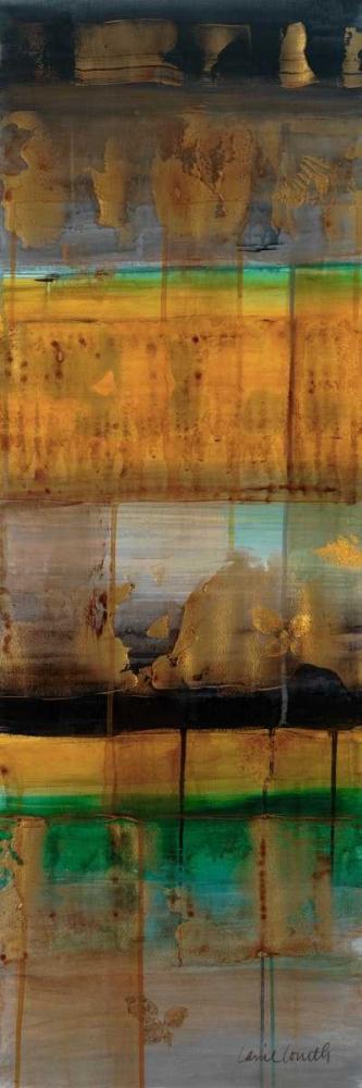 konfigurieren des Kunstdrucks in Wunschgröße The World As We Know It I von Loreth, Lanie