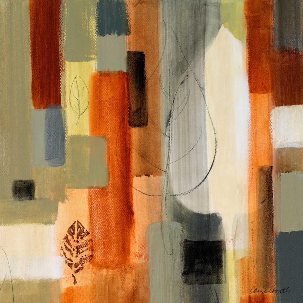 konfigurieren des Kunstdrucks in Wunschgröße Reflections II von Loreth, Lanie
