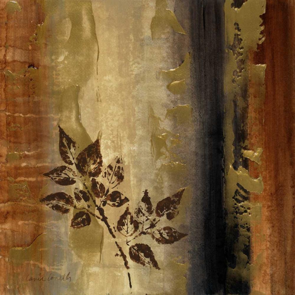 konfigurieren des Kunstdrucks in Wunschgröße Reflections of Time II von Loreth, Lanie