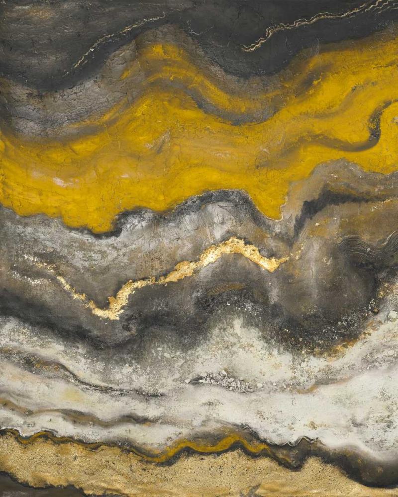 konfigurieren des Kunstdrucks in Wunschgröße Lava Flow I von Pinto, Patricia