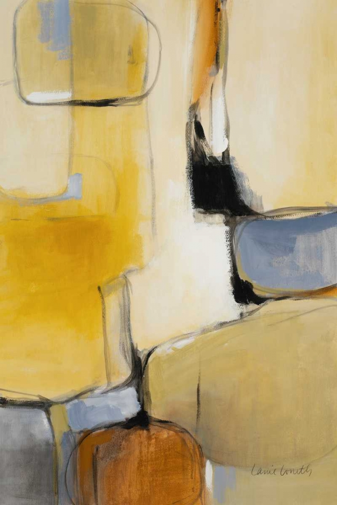 konfigurieren des Kunstdrucks in Wunschgröße Gold Canyon III von Loreth, Lanie