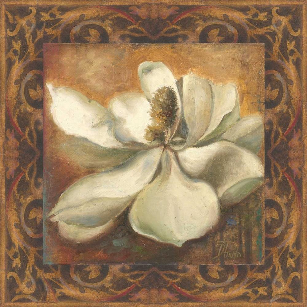 konfigurieren des Kunstdrucks in Wunschgröße Magnolia von Pinto, Patricia