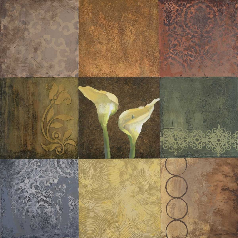 konfigurieren des Kunstdrucks in Wunschgröße Lily Expression II von Marcon, Michael