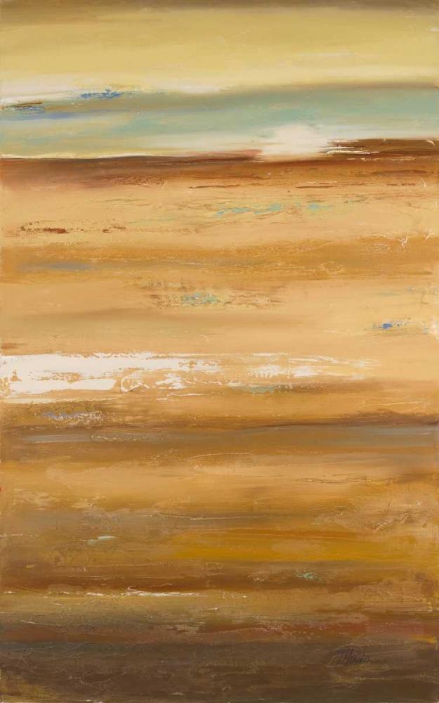 konfigurieren des Kunstdrucks in Wunschgröße Sunrise I von Pinto, Patricia